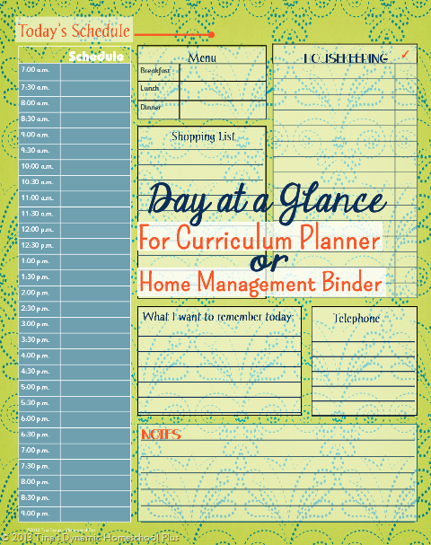 1000 images about organizing on pinterest happy planner for Day at a glance calendar template