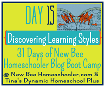 Discovering Learning Styles in Homeschool