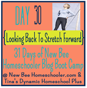 {31 Day Boot Camp For New Homeschoolers}