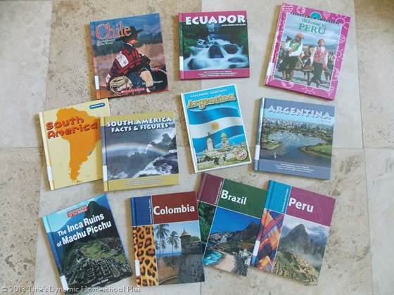 001 thumb South America Unit Study resources