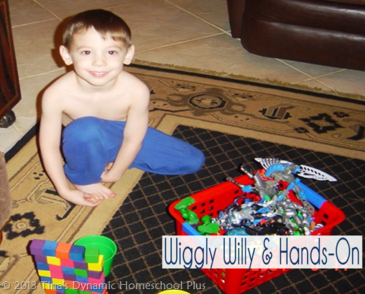 Wiggly Willy and Hands On