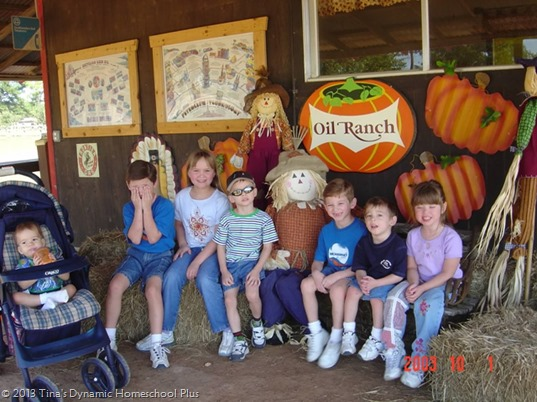 fall activities homeschool co-op
